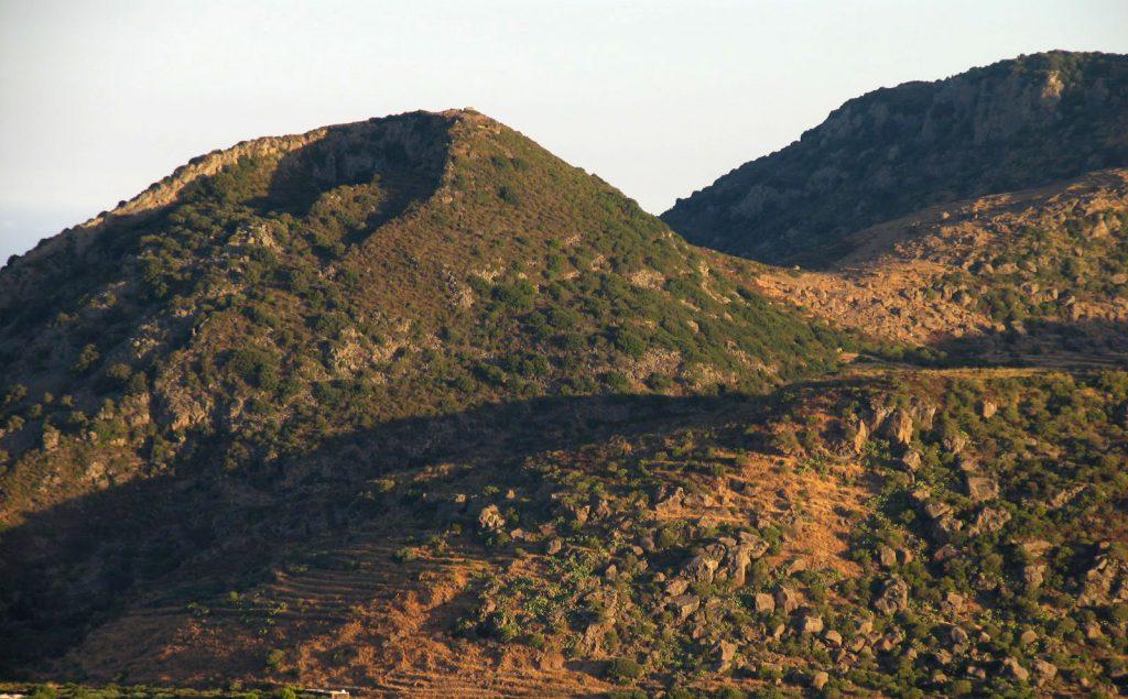 Fossa del Russo - Cono del Gelfiser, monte Gibele