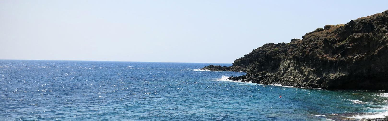 Consultazione Perforare ricarica  Cala Nikà Pantelleria - Cale e Spiagge dell'isola di Pantelleria