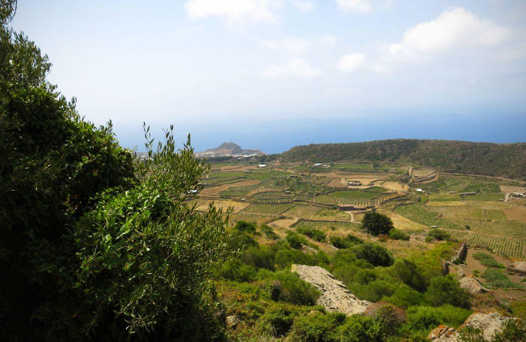 Panorama da Benikulà