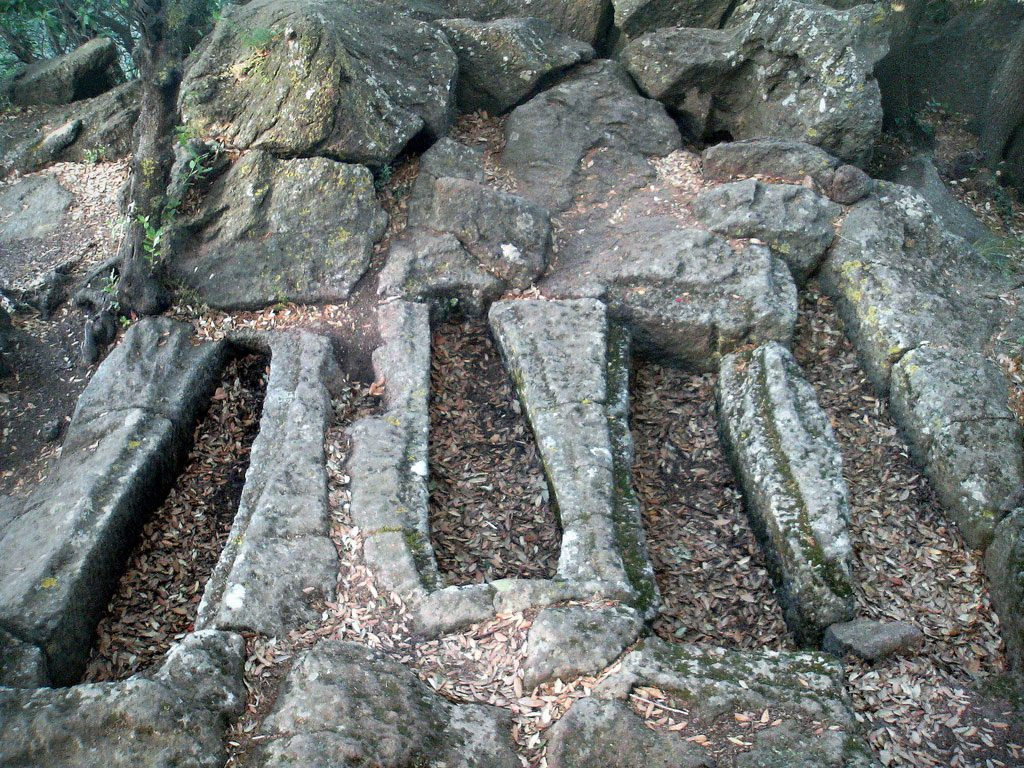 Tombe Bizantine